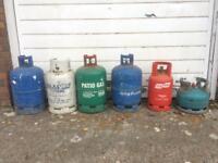EMPTY Calor FloGas MaxiGas Patio Gas Butane & Propane 6kg 13kg 15kg Bottle/Cylinder