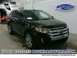 2013 Ford Edge 4dr Limited AWD W/ SUNROOF, LEATHER, REMOTE START