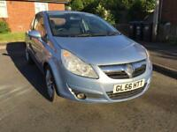 Vauxhall Corsa 1.3 CDTI - new timing & service