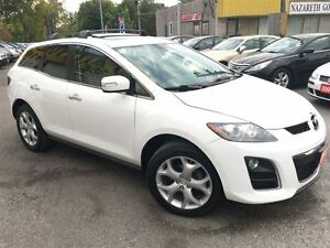 2010 Mazda CX-7 GT/AWD/BACKUPCAMERA/LEATHER/ROOF/ALLOYS