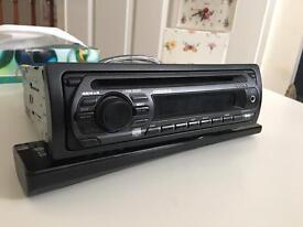 Sony xplod head unit car stereo