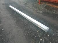 Van trukrack roof rack pipe holder suit plumber etc