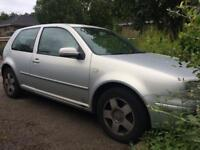 3Door Golf Gti 2.0 with service history