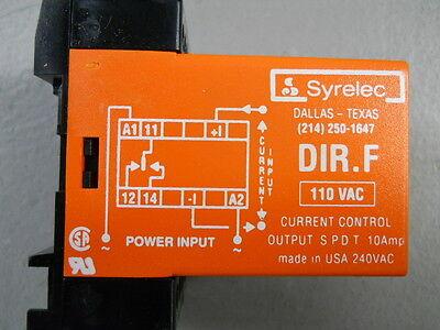 Syrelec Dir.f Current Control