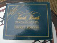 POCKET TRIVIAL PURSUIT