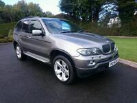 2004 BMW X5 D SPORT, FULL YEARS MOT, EXCELLENT CONDITION THROUGH-OUT