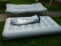 Camping easy bed