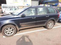2004 VOLVO XC90 D5 SE AWD SEMI-AUTO. 7 seater. Heated seats MMmmmmmm lush