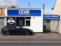 Driver / cleaner required to work for Cambridge company