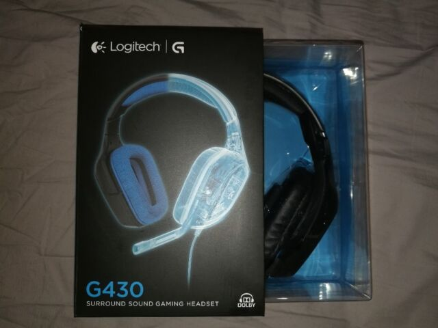 ff2740f3271 Logitech G430 Gaming Headset / Headphones for sale! | in Coventry ...