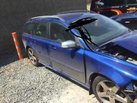 FOR BREAKING 2008 VOLVO V50 2.0D SPORT ALL PARTS AVAILABLE