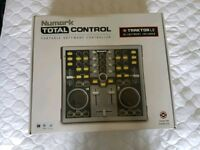 Numark Total Control portable software controller