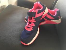 Girls Clark's size 11G trainers