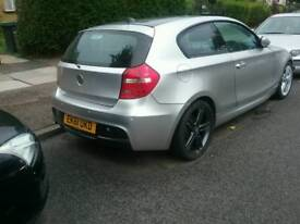BMW 1 series 116i D Cat repaired