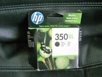 HP 350XL Black - NEW - unopened