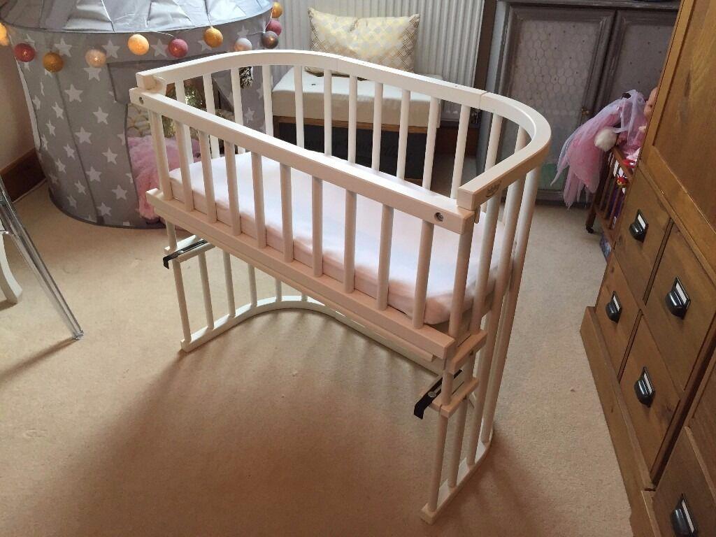 Alternatives to crib for babies - Babybay Convertible Bedside Crib Cot Moses Basket Alternative