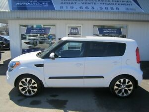 2013 KIA Soul 4u luxury nav leather