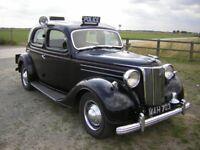 FORD V8 PILOT X Police Car 1951