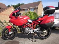 Ducati 1100S Multistrada