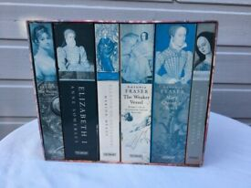 Women in History books (box set) by various authors new.