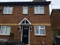 2 bed terraced property in LU4 area Luton