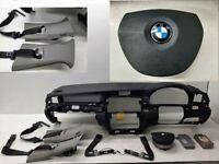 Airbag kit RHD Dashboard, Drivers Passenger Seat Belts & Pretensioners BMW 5 series F10 2010 UK