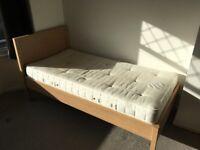 Single mattress (John Lewis Ortho 800)