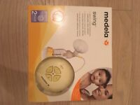 Medela Swing Electric Breast Pump Boxed Excellent Condition