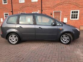Ford C-Max 2005 1.6 diesel full service history 4 new tires perfect condition