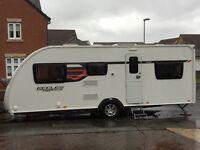 Sterling Eccles Cruach Sport 586 2014 6 Berth Caravan