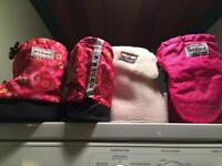 Girls Stonz Boots, Liners & Mittens