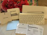 Apple Keyboard and Keypad 2015 Used 5x NW6/Gunnesbury Station