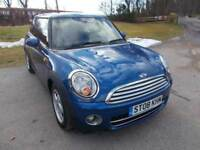 2008 08 MINI COOPER 1.6 D PEPPER PACK CALL 07791629657