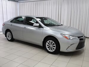 2017 Toyota Camry TOYOTA CERTIFIED LE SEDAN WITH BACK UP CAM AND