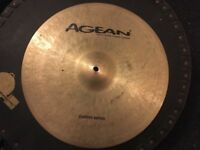 "Agean 14"" Regular Custom Hi-Hats, Made in Turkey"