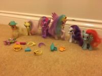 My Little Pony - full set of key ponies and accessories