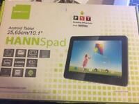 Hannspad android tablet 10.1