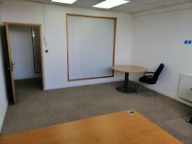 Modern Offices For Rent - parking, WIFI, secure, reception area ONLY ONE LEFT