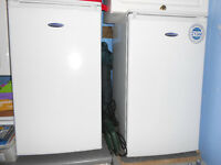 Matching pair, Ice King fridge and freezer.