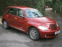 2006 (06 Reg) Chrysler PT Cruiser 2.4 Manual Limited Edition Petrol Low Mileage