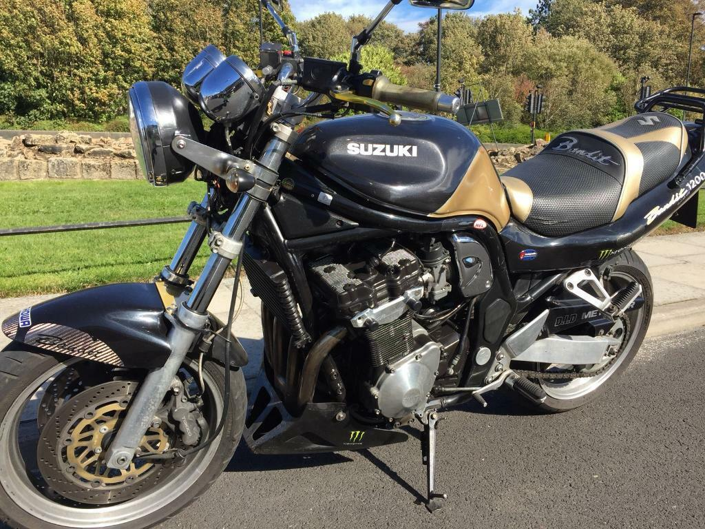 Suzuki Bandit 1200 Streetfighter In Newcastle Tyne And Wear Gumtree