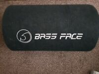 Bass Face subwoofer