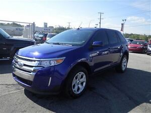 2014 Ford Edge SEL  Leather  Bluetooth