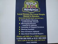 Handyman - A Local person for Local People
