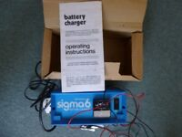 bradex sigma6 battery charger
