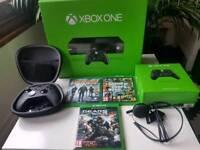 Xbox One 500GB + ELITE controller