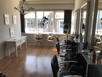 Rent a chair for beauticians and hairdressers