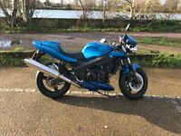 Triumph Speed Four - 599cc - 25800 miles - excellent and rare naked sports bike