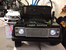 Defender/ Audi/ Range Rover/ kids electric cars