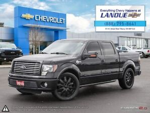 2010 Ford F-150 Harley-Davidson Edition Super Charged, Super Fast, Loaded